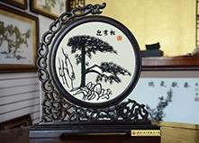 芜湖徽艺坊铁画正式成立 将手工艺术拓展到网络市场