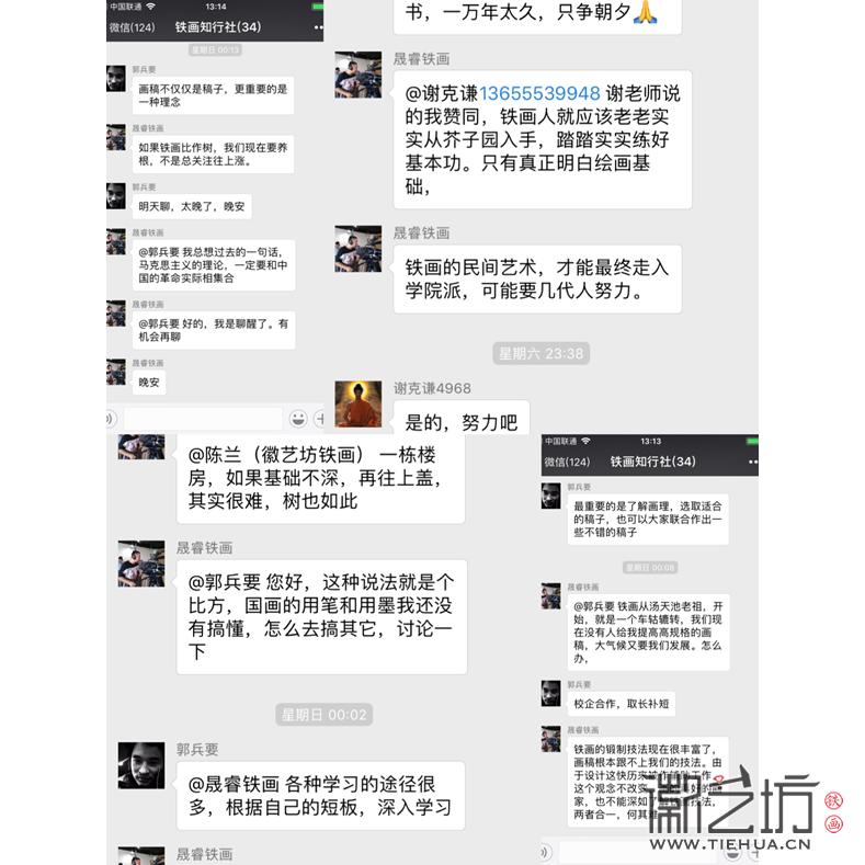 芜湖铁画知行社第三十二期 (16)