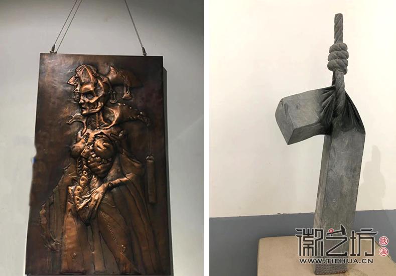 徽艺坊魏民春河北美院参加第六届泥塑研培班 (5)