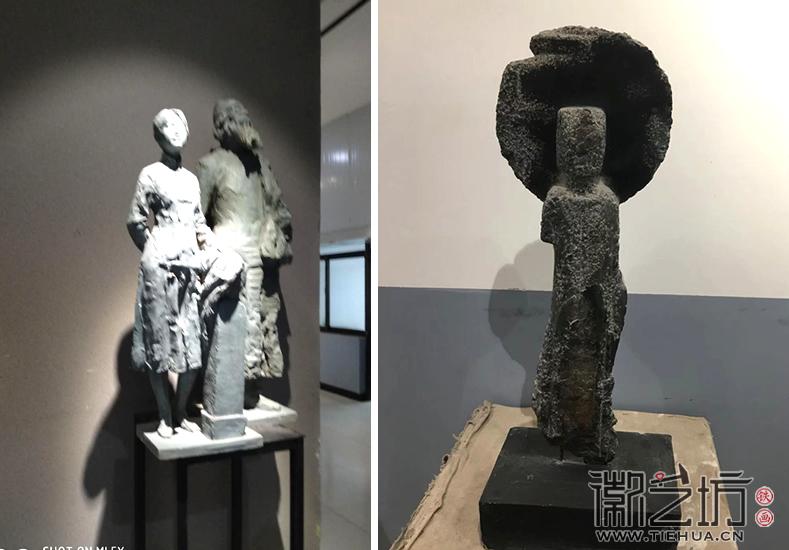 徽艺坊魏民春河北美院参加第六届泥塑研培班 (13)