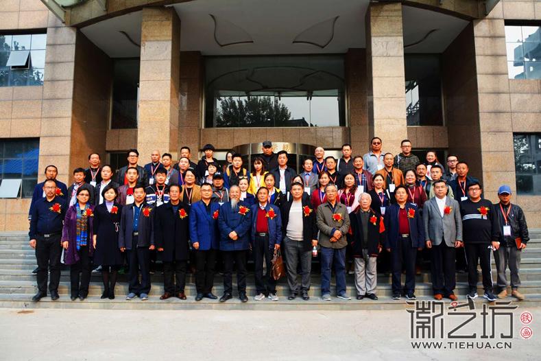 徽艺坊魏民春河北美院参加第六届泥塑研培班 (16)