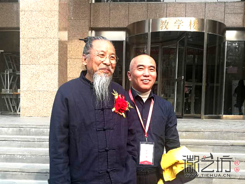 徽艺坊魏民春河北美院参加第六届泥塑研培班 (17)